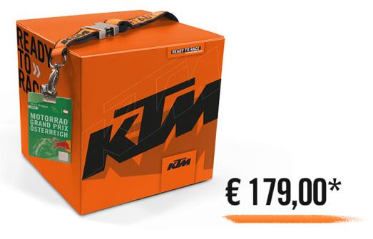 KTM Fan Package bestellen