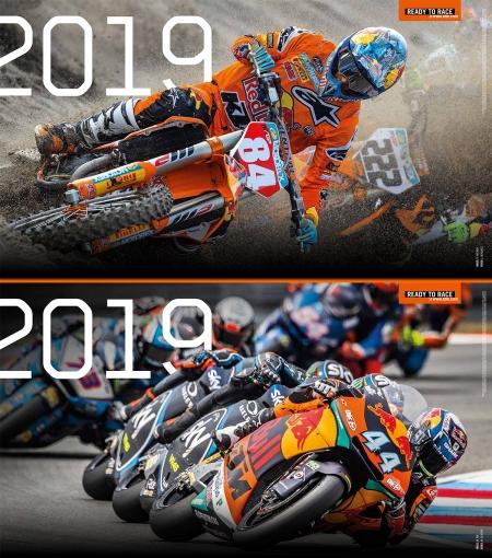 KTM Kalender 2019