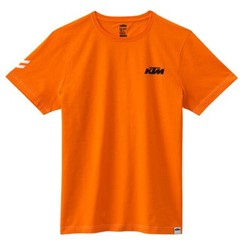 Bild von RACING TEE ORANGE