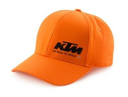 Bild von RACING ORANGE CAP