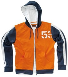 Bild von 53 HOODED SWEATJACKET XXL