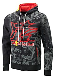 Bild von KTM - Kini RB Background Hoodie