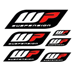 Bild von KTM - WP Sticker Set One Size