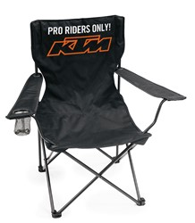 Bild von KTM - Racetrack Chair Black One Size