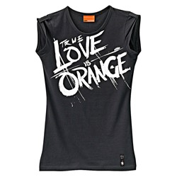 Bild von KTM - Girls Orange Love Tee