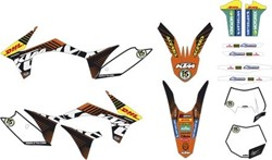Bild von FACTORY ENDURO GRAPHICS KIT