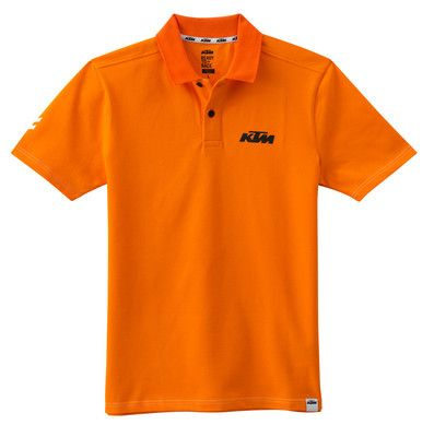 Bild von RACING POLO ORANGE XXL